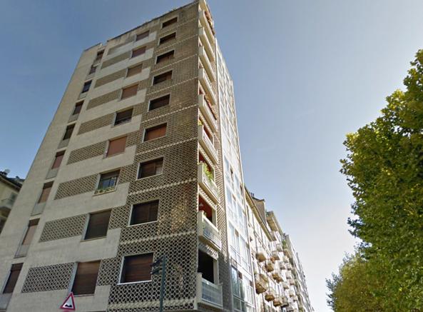 condominio ristrutturato torino